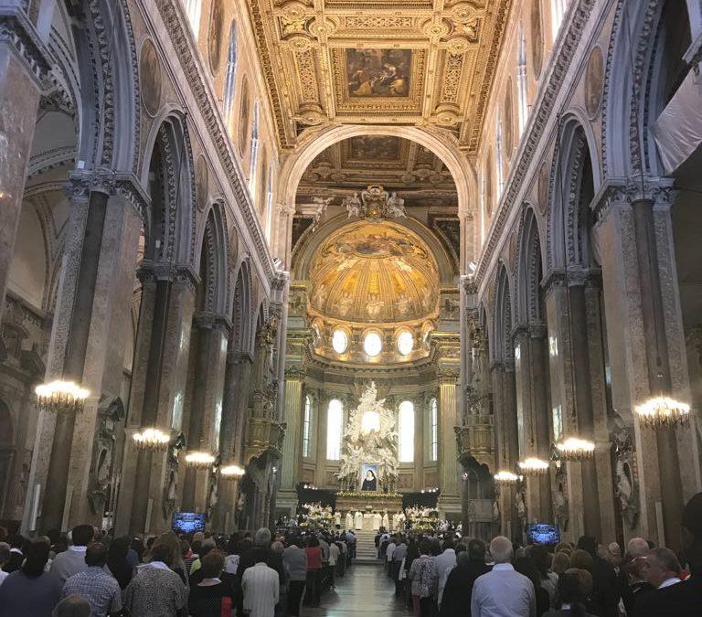 Festa a Napoli per la Beata Maria Gargani